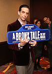 Nick Cordero attends the Broadway Opening Night After Party for 'A Bronx Tale' at The Marriot Marquis Hotel on December 1, 2016 in New York City.