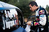 5th October 2017, Costa Daurada, Salou, Spain; FIA World Rally Championship, RallyRACC Catalunya, Spanish Rally; Julien INGRASSIA of M-Sport WRT ready for start the shakedown