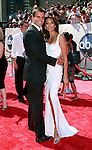 US actor Cameron Mathison arrives with his wife Vanessa at the 35th Annual Daytime Emmy Awards held at the Kodak Theatre in Los Angeles on June 20, 2008.