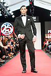 Cristian Ostarcevic during the fashion show of the mark Protocolo during the MFSHOW 16 in Madrid, February 05, 2016.<br /> (ALTERPHOTOS/BorjaB.Hojas)