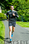 Shane Finn from Dingle who is going to run 24 marathons in 24 days, starting in June 2017
