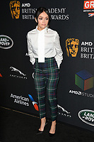 Olivia Cooke at the 2017 AMD British Academy Britannia Awards at the Beverly Hilton Hotel, USA 27 Oct. 2017<br /> Picture: Paul Smith/Featureflash/SilverHub 0208 004 5359 sales@silverhubmedia.com