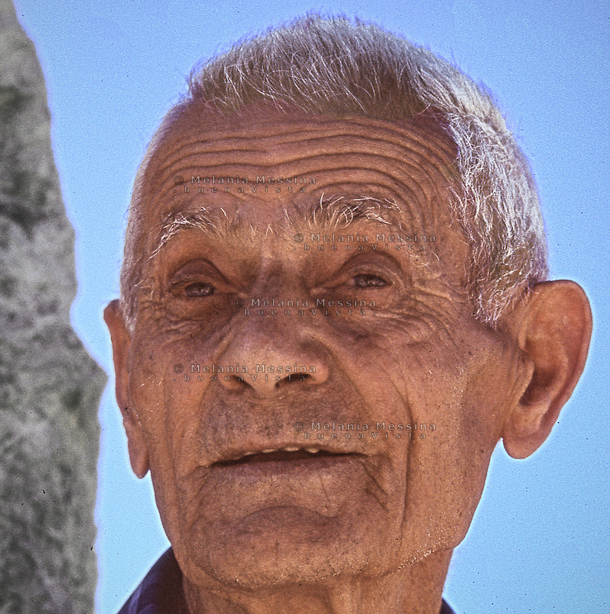 Mario nicosia is one of the witnesses who survived to the massacre of Portella della Ginestra still alive. <br />