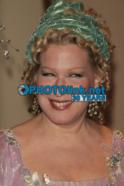BETTE MIDLER 2006<br /> Photo By John Barrett-PHOTOlink.net