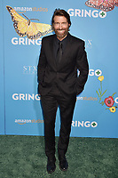 LOS ANGELES, CA - MARCH 06: Actor Sharlto Copley attends the world premiere of 'Gringo' from Amazon Studios and STX Films at Regal LA Live Stadium 14 on March 6, 2018 in Los Angeles, California.<br /> CAP/ROT/TM<br /> &copy;TM/ROT/Capital Pictures