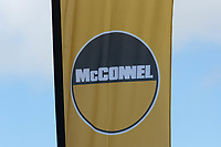 McConnel corporate logo<br /> &copy;Tim Scrivener Photographer 07850 303986<br /> ....Covering Agriculture In The UK....
