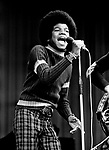 Michael Jackson 1972 with The Jackson 5 at a Royal Command Performance.© Chris Walter.