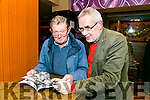 At the launch of John 'Seanie' Cleary new book 'Through the Lens' and  signing in the Grand hotel were Mike Joe Quiller and Seamus Buckley