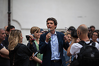 Riccardo Magi MP (Italian Politician & Secretary of the Radicali Italiani).<br />
