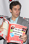 attends the Seth Rudetsky Book Launch Party for 'Seth's Broadway Diary' at Don't Tell Mama Cabaret on October 22, 2014 in New York City.