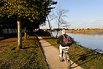 Promenade le long de la Charente