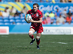 Wales Woman v South Africa Woman<br /> <br /> *This image must be credited to Ian Cook Sportingwales and can only be used in conjunction with this event only*<br /> <br /> 21st Commonwealth Games - Rugby 7's - Day 11 - 11\04\2018 - Robina Stadium - Gold Coast City - Australia