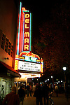 Del Mar Theatre, Pacific Ave.