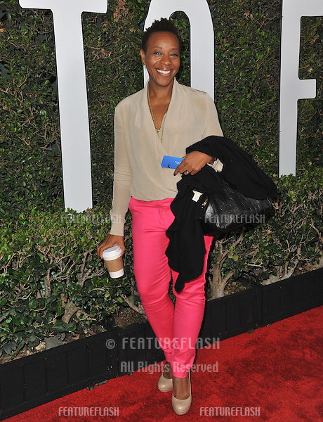Marianne Jean-Baptiste at the Los Angeles premiere of &quot;Mandela: Long Walk to Freedom&quot; at the Cinerama Dome, Hollywood.<br /> November 11, 2013  Los Angeles, CA<br /> Picture: Paul Smith / Featureflash