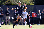 23 October 2016: Notre Dame's Jennifer Westendorf. The Wake Forest University Demon Deacons hosted the University of Notre Dame Fighting Irish at Spry Stadium in Winston-Salem, North Carolina in a 2016 NCAA Division I Women's Soccer match. Notre Dame won the game 1-0.
