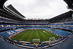 A view of Santiago Bernabeu Stadium, home stadium of Real Madrid, is seen prior to the La Liga match between Real Madrid and Real Sporting de Gijon at the Santiago Bernabeu Stadium on 26 November 2016 in Madrid, Spain. Photo by Diego Gonzalez Souto / Power Sport Images