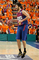 FC Barcelona Regal's Juan Carlos Navarro during Liga Endesa ACB match.November 18,2012. (ALTERPHOTOS/Acero) NortePhoto