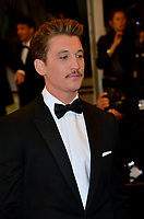 "CANNES, FRANCE. May 17, 2019: Miles Teller at the gala premiere for ""Too Old to Die Young – North of Hollywood, West of Hell"" at the Festival de Cannes.<br /> Picture: Paul Smith / Featureflash"