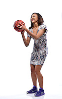 NWA Democrat-Gazette/BEN GOFF -- 03/18/15 Lauren Holmes of Fayetteville is the All-NWADG girls basketball Newcomer of the Year.