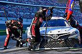 Monster Energy NASCAR Cup Series<br /> Daytona 500<br /> Daytona International Speedway, Daytona Beach, FL USA<br /> Sunday 18 February 2018<br /> Gray Gaulding, BK Racing, Toyota Camry<br /> World Copyright: Rusty Jarrett<br /> LAT Images