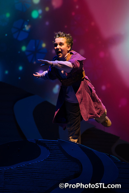 The Little Prince presented at COCA in St. Louis, MO on March 5, 2015.
