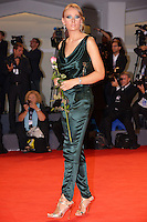 August 30, 2012: Olga Sorokinai attends the &quot;Superstar&quot; Screening during the 69th Venice International Film Festival at Palazzo del Casino in Venice, Italy..Credit: &copy; F2F / MediaPunch Inc. /NortePhoto.com<br />