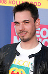 LOS ANGELES, CA. - September 07: DJ AM  arrives at the 2008 MTV Video Music Awards at Paramount Pictures Studios on September 7, 2008 in Los Angeles, California.