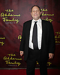 Harvey Weinstein attending the Broadway Opening Night performance of &quot;The Addams Family&quot; at the Lunt-Fontanne Theatre in New York City.<br />
