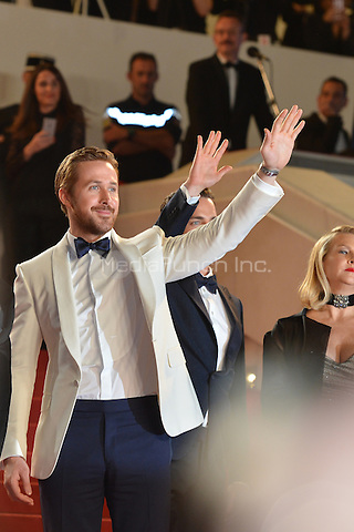 Ryan Gosling at the &acute;The Nice Guys` screening during The 69th Annual Cannes Film Festival on May 15, 2016 in Cannes, France.<br /> CAP/LAF<br /> &copy;Lafitte/Capital Pictures /MediaPunch ***NORTH AND SOUTH AMERICA ONLY***