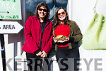Kay and Elaine Parker enjoying the Dingle Food Festival over the weekend.