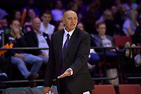 Rangers' Coach Jeff Green in action during the NBL - Wellington Saints v Supercity Rangers at TSB Bank Arena, Wellington, New Zealand on Friday 5 May 2017.<br /> Photo by Masanori Udagawa<br /> www.photowellington.photoshelter.com.