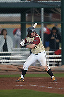 Beau Walters (15) of East Ridge High School in Clermont, Florida during the Under Armour All-American Pre-Season Tournament presented by Baseball Factory on January 14, 2017 at Sloan Park in Mesa, Arizona.  (Kevin C. Cox/MJP/Four Seam Images)