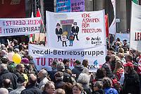 2015/05/01 Gewerkschaft | DGB | 1. Mai-Kundgebung