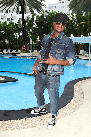 MIAMI BEACH, FL - JULY 18: Ne-Yo attends Mercedes-Benz Fashion Week Swim at the Raleigh on July 18, 2011 in Miami Beach, Florida. (photo by: MPI10/MediaPunch Inc.)