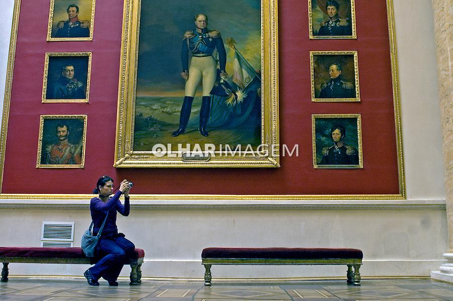 Museu Hermitage em São Petersburgo. Russia. 2008. Foto de Cris Berger.