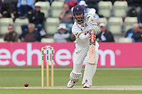 James Foster in batting action for Essex during Worcestershire CCC vs Essex CCC, Specsavers County Championship Division 1 Cricket at Blackfinch New Road on 11th May 2018