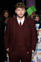 LONDON, UK. October 29, 2018: James Arthur at the Pride of Britain Awards 2018 at the Grosvenor House Hotel, London.<br /> Picture: Steve Vas/Featureflash