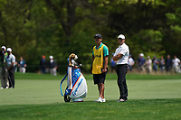 Rory McIlroy (NIR) on the 12th fairway during the 3rd round at the PGA Championship 2019, Beth Page Black, New York, USA. 18/05/2019.<br /> Picture Fran Caffrey / Golffile.ie<br /> <br /> All photo usage must carry mandatory copyright credit (© Golffile | Fran Caffrey)
