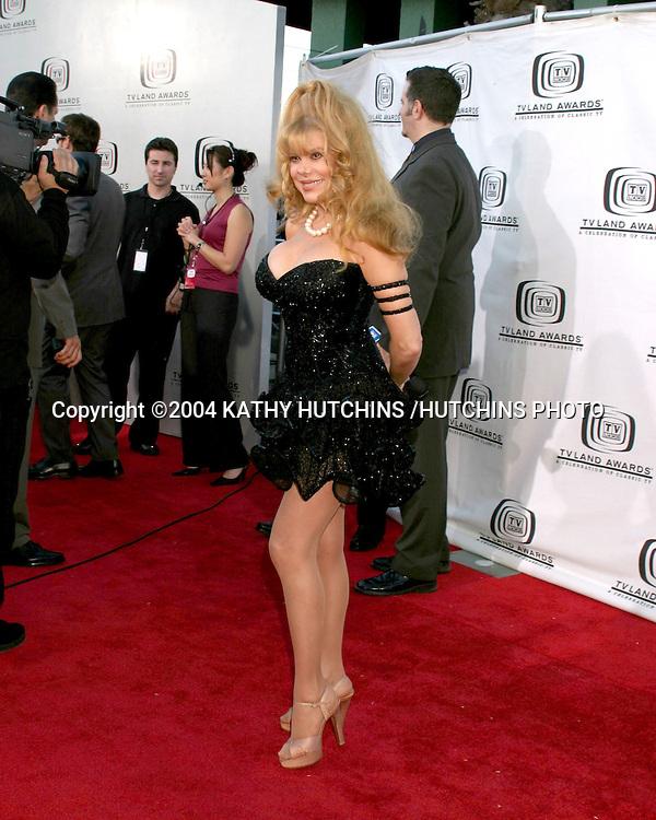 ©2004 KATHY HUTCHINS /HUTCHINS PHOTO.TV LAND AWARDS.HOLLYWOOD, CA.MARCH 7, 2004..CHARO