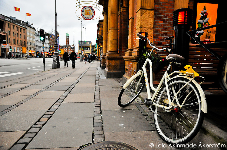 Scenes and landmarks from Copenhagen