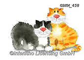 Kate, CUTE ANIMALS, LUSTIGE TIERE, ANIMALITOS DIVERTIDOS, paintings+++++Cute Cats.,GBKM458,#ac#, EVERYDAY ,cat,cats
