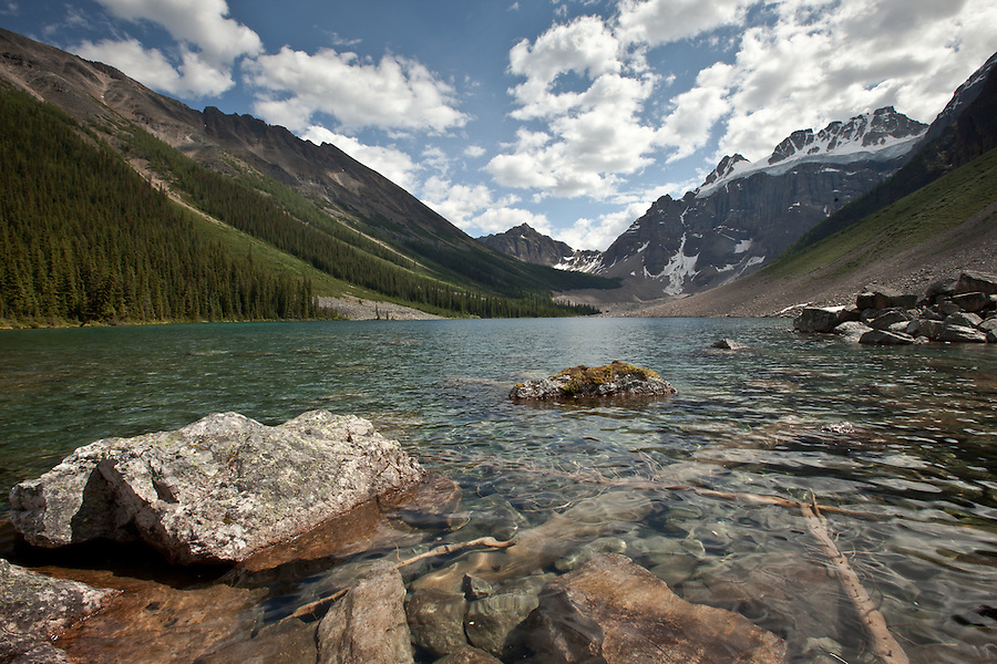 Consolation Lake, Banff National Park, Alberta, Canada