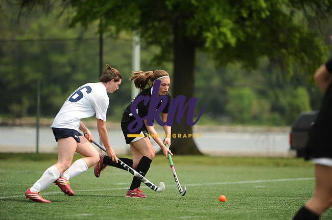 Club field hockey closed out the season at Navy on Saturday morning.