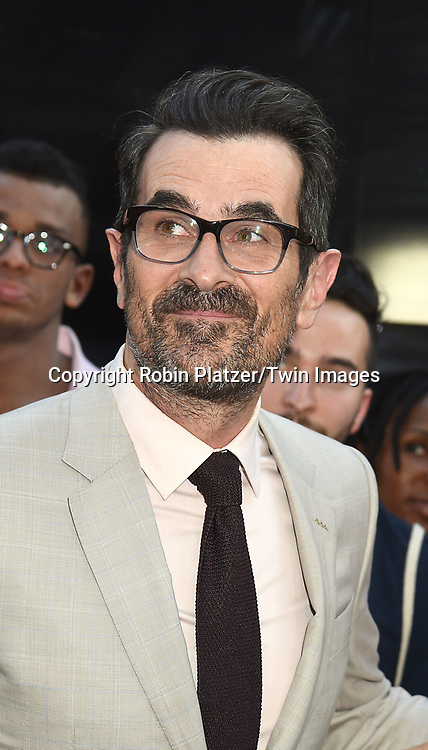Ty Burrell  attend the &quot;Rough Night&quot; World Premiere on June 12, 2017 at AMCLowes Lincoln Square 13 in New York, New York, USA.<br /> <br /> photo by Robin Platzer/Twin Images<br />  <br /> phone number 212-935-0770