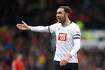 Richard Keogh of Derby during the Skybet Championship match at the iPro Stadium. Photo credit should read: Philip Oldham/Sportimage