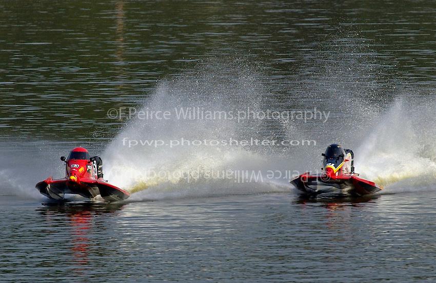 #53 and #91        (Champ/Formula 1)