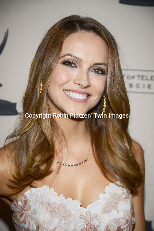 Chrishell Stause attends the Academy Of Television Arts & Science Daytime Programming  Peer Group Celebration for the 40th Annual Daytime Emmy Awards Nominees party on June 13, 2013 at the Montage Beverly Hills in Beverly Hills, California.
