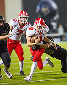 Cabot at Bentonville football 11/17/2017