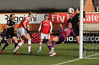Vivianne Miedema of Arsenal goes close to a goal during Arsenal Women vs Bristol City Women, Barclays FA Women's Super League Football at Meadow Park on 1st December 2019