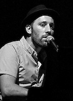 Mat Kearney and Tyler at Tupelo Music Hall in Londonderry, NH. Mat Kearney and Tyler Burkum at Tupelo Music Hall in Londonderry NH. 2010.